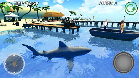 Captura de Pantalla 4 de Shark Simulator para android