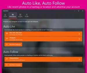 Screenshot 11 de Followers Insight para windows