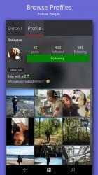 Captura de Pantalla 7 de Followers Insight para windows