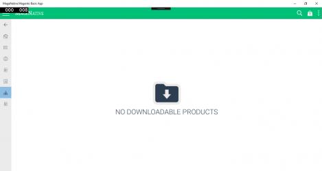 Screenshot 1 de MageNative Magento Platinum para windows