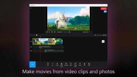 Captura 1 de FilmForth: Slideshow, Video Editor, Movie Maker para windows
