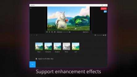 Captura de Pantalla 5 de FilmForth: Slideshow, Video Editor, Movie Maker para windows