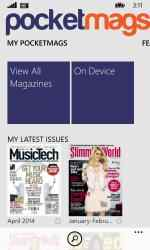Screenshot 14 de Pocketmags para windows