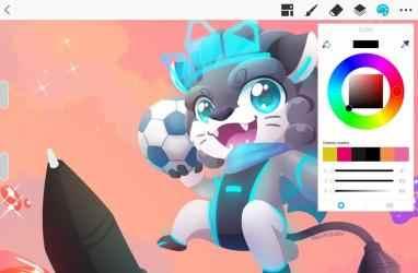 Screenshot 6 de Huion Sketch - Pinta y Crea para android