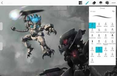 Imágen 8 de Huion Sketch - Pinta y Crea para android