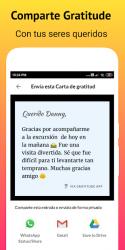 Screenshot 8 de Gratitude - Diario, Zen Diario y Afirmaciones para android