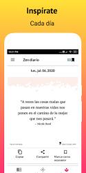 Captura 4 de Gratitude - Diario, Zen Diario y Afirmaciones para android