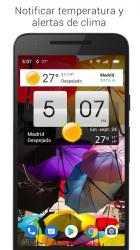 Captura 11 de Sense flip clock & weather para android