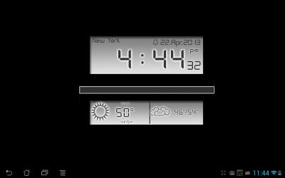 Screenshot 13 de Reloj Digital para android