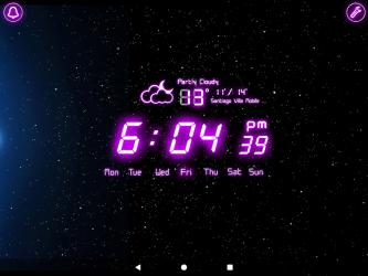 Screenshot 11 de Reloj Digital para android