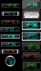 Screenshot 6 de Reloj Digital para android