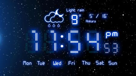 Imágen 9 de Reloj Digital para android