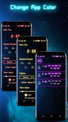 Captura 3 de Reloj Digital para android