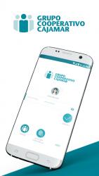 Screenshot 2 de Grupo Cajamar para android