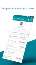 Captura de Pantalla 3 de Grupo Cajamar para android