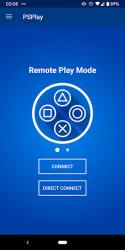 Screenshot 8 de PSPlay: Ilimitado PS4 Remote Play para android