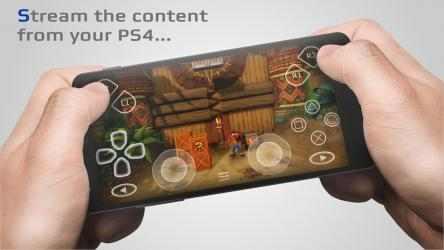 Screenshot 4 de PSPlay: Ilimitado PS4 Remote Play para android