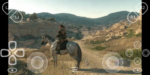 Screenshot 3 de PSPlay: Ilimitado PS4 Remote Play para android