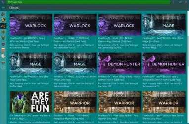 Screenshot 8 de WoW Legion Guide para windows