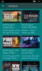 Captura 2 de WoW Legion Guide para windows
