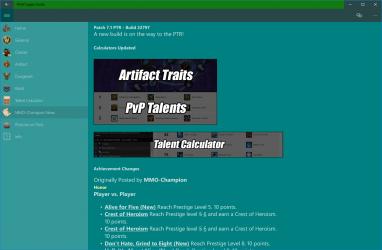 Screenshot 14 de WoW Legion Guide para windows
