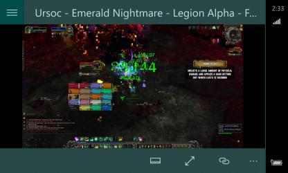 Captura 4 de WoW Legion Guide para windows