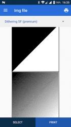 Captura de Pantalla 7 de RawBT ESC/POS Controlador de impresora térmica para android
