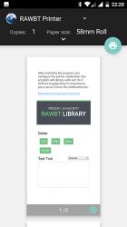 Imágen 3 de RawBT ESC/POS Controlador de impresora térmica para android