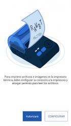 Screenshot 2 de RawBT ESC/POS Controlador de impresora térmica para android