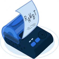 Imágen 1 de RawBT ESC/POS Controlador de impresora térmica para android