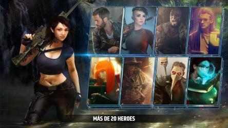 Captura de Pantalla 14 de Cover Fire: juegos de disparos gratis para android