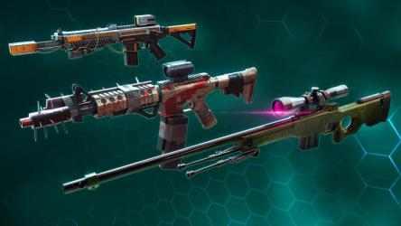Captura de Pantalla 4 de Cover Fire: juegos de disparos gratis para android