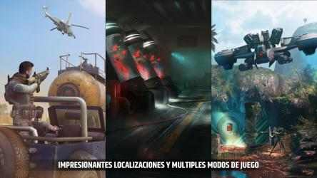 Captura de Pantalla 8 de Cover Fire: juegos de disparos gratis para android
