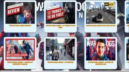 Captura 1 de Watch Dogs Legion Guide para windows