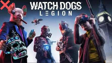 Captura 5 de Watch Dogs Legion Guide para windows