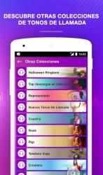 Screenshot 6 de Tonos De Llamada Gratis 2021 para android