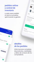 Screenshot 3 de Shops: Ventas, Catalogo, Tienda Online, Inventario para android