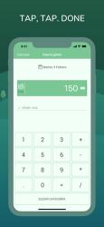 Screenshot 4 de Monefy: Control de gastos para iphone