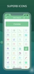 Captura de Pantalla 5 de Monefy: Control de gastos para iphone