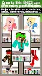 Imágen 2 de Skins para Minecraft PE & PC - Skins Gratis para iphone
