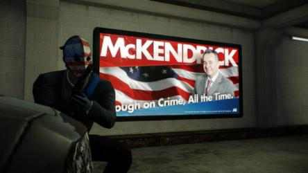 Screenshot 1 de Payday 2 para windows