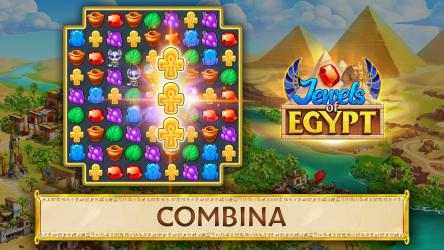 Captura 1 de Jewels of Egypt: ¡combina 3! para windows