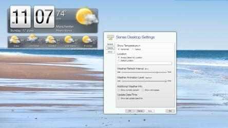 Captura de Pantalla 3 de Sense Desktop para windows