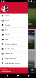 Imágen 3 de National Women's Soccer League para android