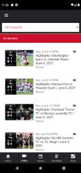 Captura de Pantalla 4 de National Women's Soccer League para android