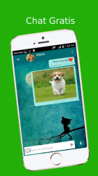 Captura de Pantalla 11 de Schateen - Chat & Conocer Personas Nuevas para android