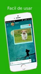 Captura de Pantalla 6 de Schateen - Chat & Conocer Personas Nuevas para android