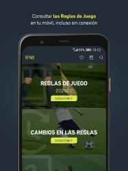 Screenshot 2 de Reglas de Juego para android