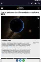 Captura 3 de Noticias de ciencia | Periódicos de ciencia para android