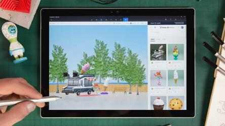 Captura 7 de Paint 3D para windows